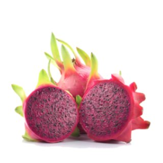 Organic Pitaya 100g frozen Pitahaya, red dragon fruit