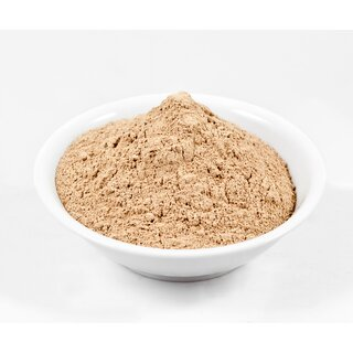 Yam flour from dried and ground Puna Yam roots